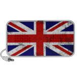 Haut-parleur britannique d'ordinateur portable de