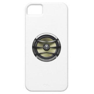 Haut-parleur Coque iPhone 5 Case-Mate