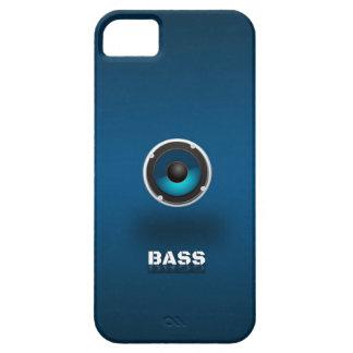 Haut-parleur dans le bleu coque iPhone 5 Case-Mate