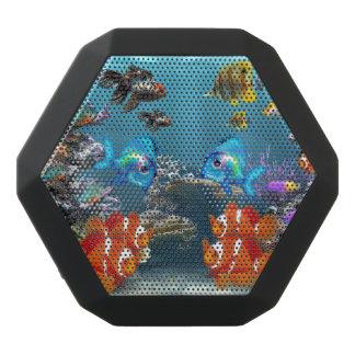 Haut-parleur d'aquarium de poissons