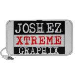 HAUT-PARLEUR DE JOSHEZ XTREME GRAPHIX