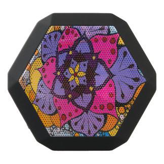 Haut-parleur de mandala de fleur