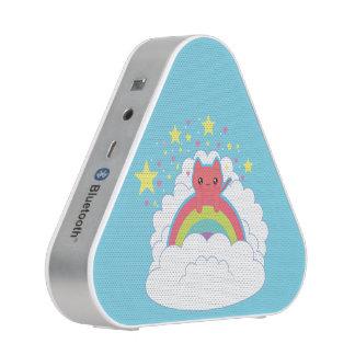 Haut-parleur de nuage de chat de Kawaii Haut-parleur Bluetooth