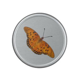 Haut-parleur de papillon de fritillaire de Golfe