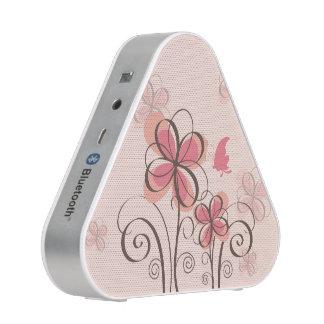 Haut-parleur de Pieladium de papillons et de Haut-parleur Bluetooth