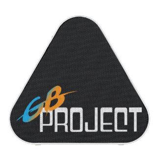 Haut-parleur de Pieladium de projet de gigaoctet Haut-parleur Bluetooth