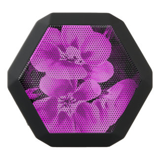 Haut-parleur floral pourpre rose de Boombotix