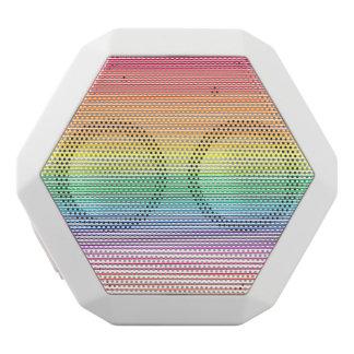 haut-parleur génial de rayure de couleur