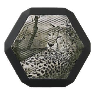 Haut-parleur Glaring d'art numérique de guépard