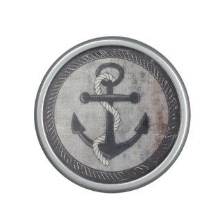 Haut-parleur nautique de Bumpster de tableau noir