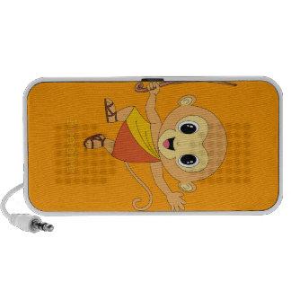 Haut-parleurs de Bouddha Monkey™