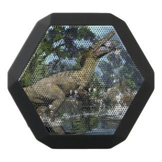 Haut-parleurs Noirs Sans-fils Dinosaure d'Austroraptor