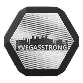 Haut-parleurs Noirs Sans-fils Vegas fort
