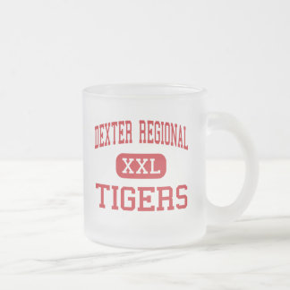 Haut régional de Dexter - tigres - - Dexter Maine Tasses