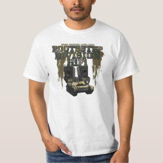 Haute fidélité de Division de Rootsstep T-shirt