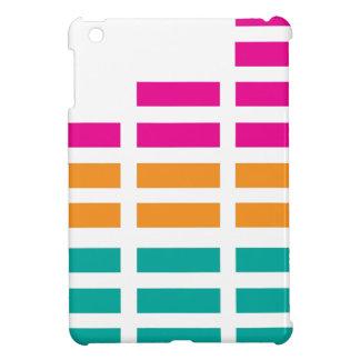 Haute fidélité stéréo d'égaliseur graphique coque pour iPad mini