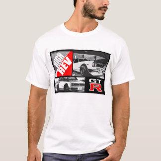 Haute pièce en t de Rev Classic GTR T-shirt