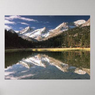 Haute sierra lac posters