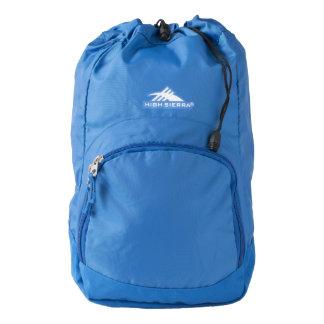Haute sierra sac à dos, bleu
