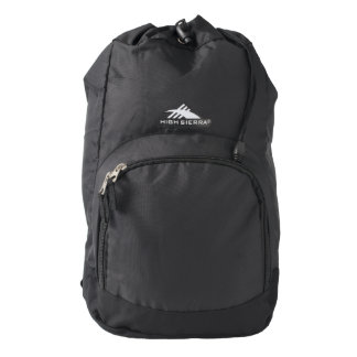 Haute sierra sac à dos, noir