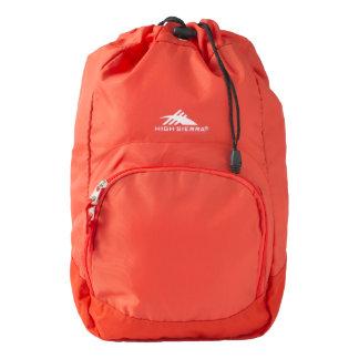 Haute sierra sac à dos, rouge