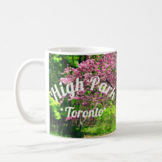 Haute tasse de souvenir de fleurs de cerisier de