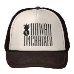 Hawaï a désenchaîné le camionneur casquettes de camionneur