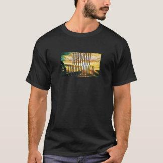 Hawaï a désenchaîné le graphique de coucher du t-shirt