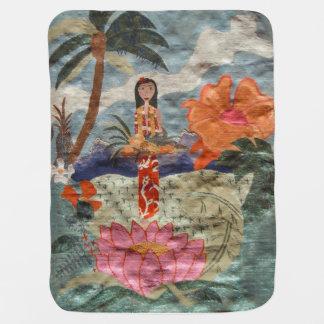 Hawaï Couvertures Pour Bébé