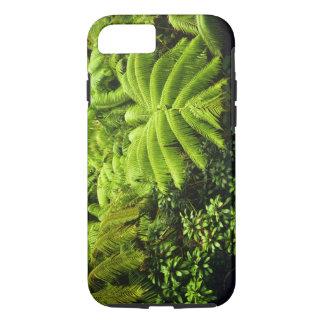 Hawaï, grande île, verdure tropicale luxuriante coque iPhone 7