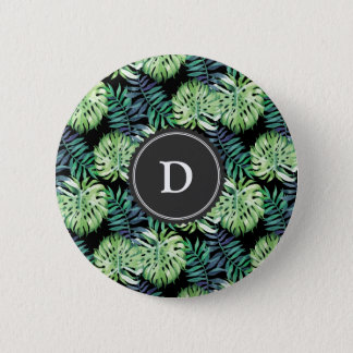 Hawaïen de deliciosa de Monstera Badges