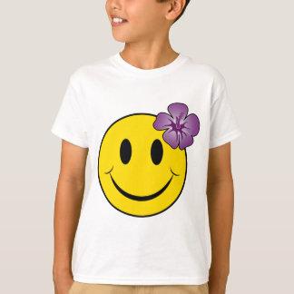 Hawaïen heureux t-shirt