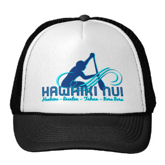 Hawaiki Nui Va'a 2013 Casquette De Camionneur