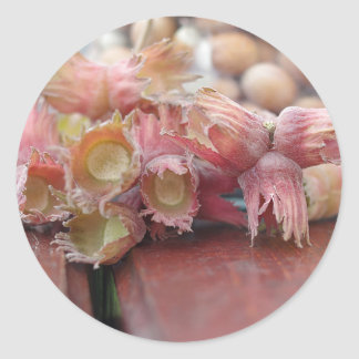 Hazelnuts.JPG Sticker Rond