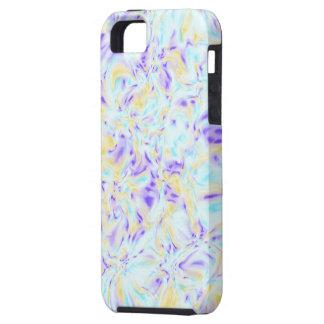 Hazy Pastel Fractals - iPhone 5 Art Case iPhone 5 Cover