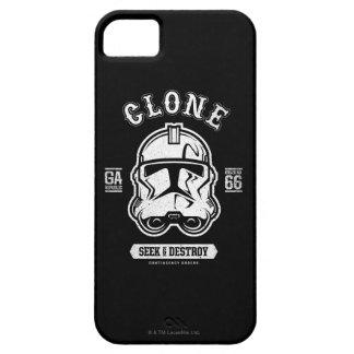 Headshot de soldat de la cavalerie de clone coque Case-Mate iPhone 5