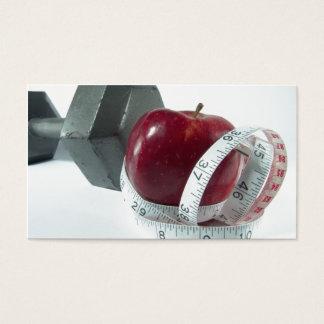 Health and Nutrcion Cartes De Visite