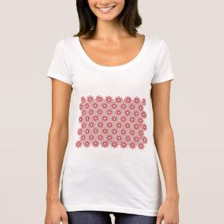 Heartmix/prochain T-shirt de niveau de cou scoop