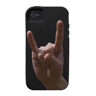 heavy METAL Étui iPhone 4