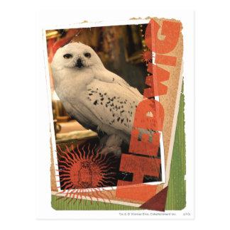 Hedwig 1 carte postale