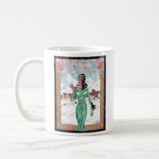 Hel, déesse de la mort mug