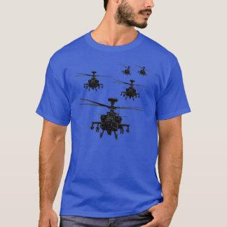 Hélicoptère d'Apache T-shirt