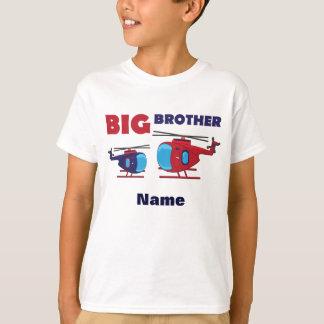 Hélicoptère de frère de LearningCandy personnalisé T-shirt