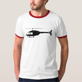 Hélicoptère T-shirt