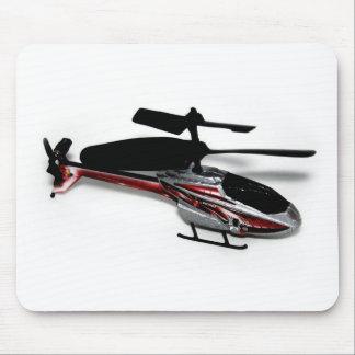 Hélicoptère Tapis De Souris