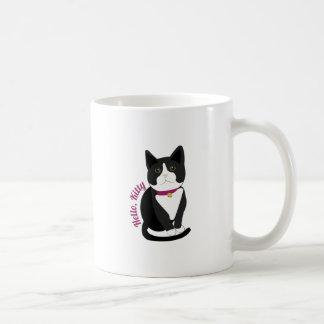 Hello Kitty Mug Blanc