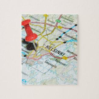 Helsinki, Finlande Puzzle
