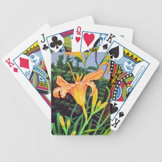 Hémérocalle Jeux De Cartes