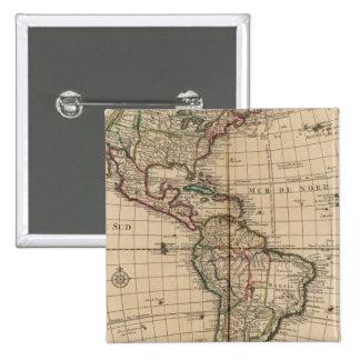 Hémisphère de l'ouest 12 badges