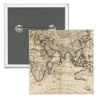 Hémisphère oriental 7 badges